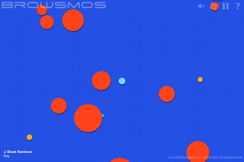 A screenshot of gameplay in Browsmos